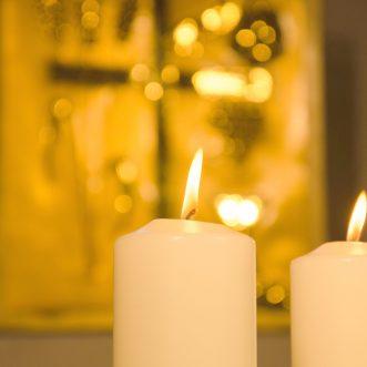 Vierte Kerze